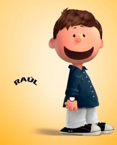 Raúl viajar al paladar