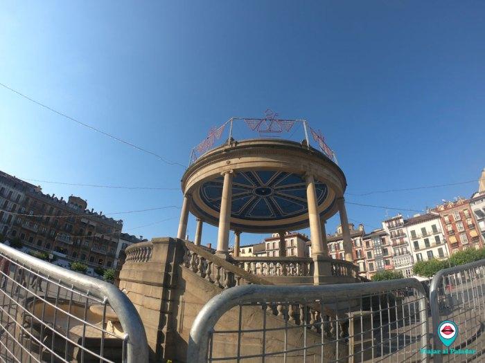 Plaza-del-castillo-san-fermin