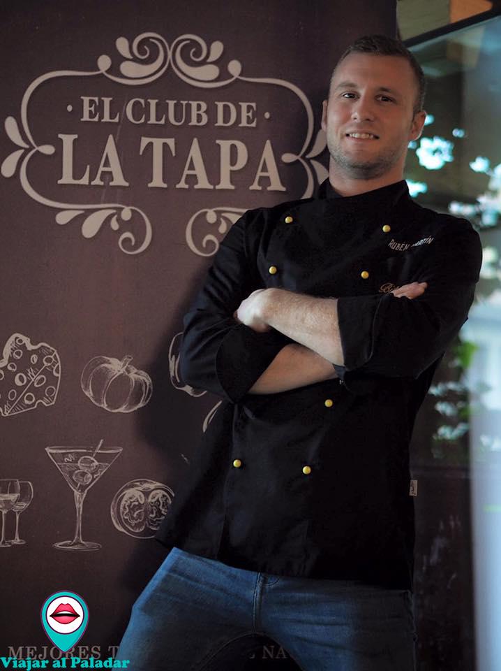 Rubén Martín, más que un chef