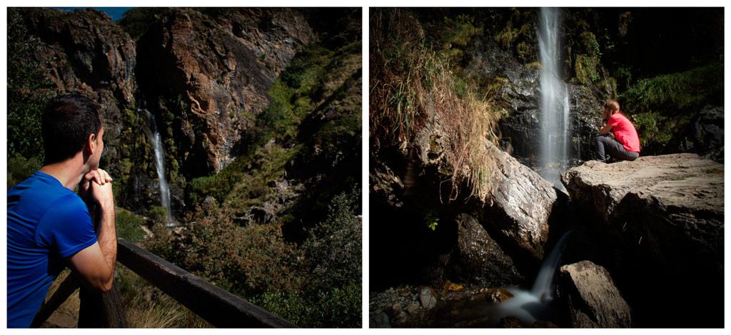 que ver que hacer en la montaña palentina cascada mazobre